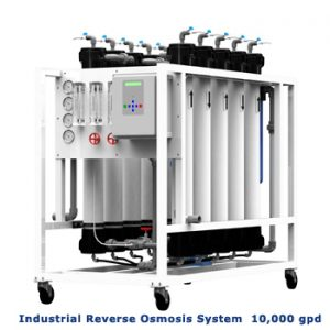 large commercial ro system