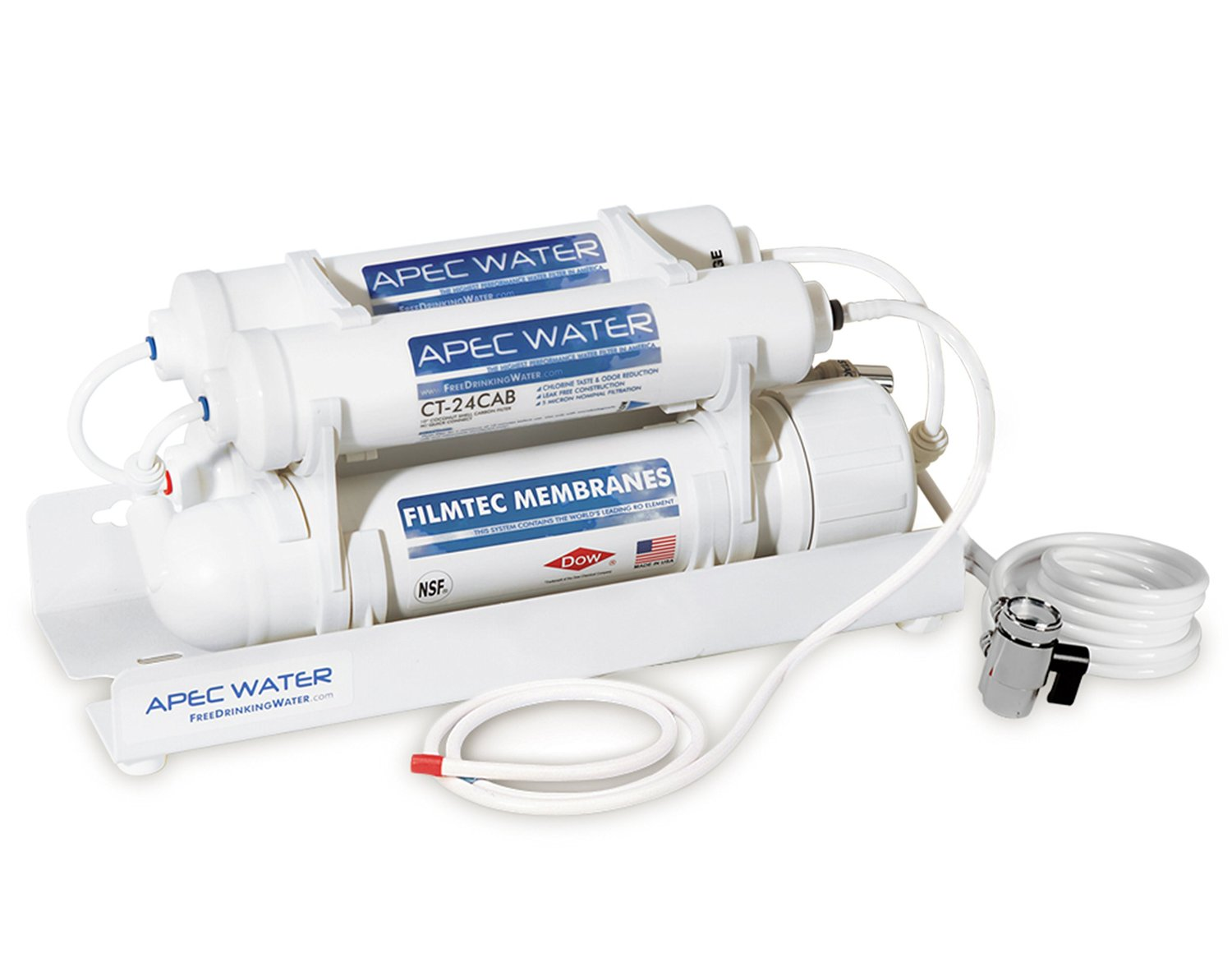 Portable Reverse Osmosis Water Filter System Reverse